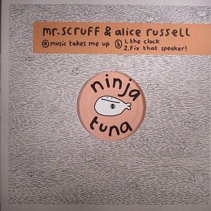 MR SCRUFF/ALICE RUSSELL - Music Takes Me Up