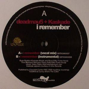 DEADMAU5/KASKADE - I Remember