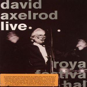 AXELROD, David - Live: Royal Festival Hall
