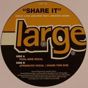 LOVE, Chuck/SPUR feat JENNIFER GRIMM - Share It