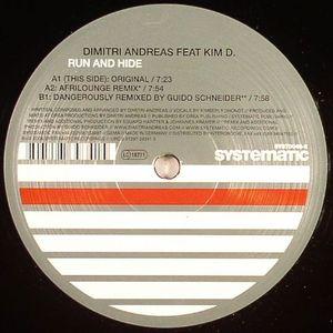 ANDREAS, Dimitri feat KIM D - Run & Hide