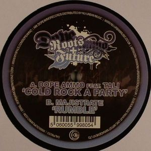 DOPE AMMO feat TALI/MAJISTRATE - Cold Rock A Party