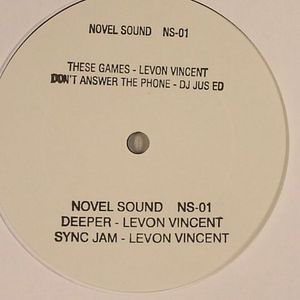 VINCENT, Levon/DJ JUS ED - These Games EP