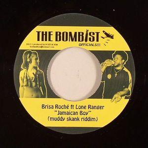 BOMBIST vs BRISA ROCHE feat LONE RANGER - Jamaica Boy (Muddy Skank Riddim)