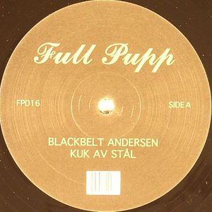 BLACKBELT ANDERSEN - Kuk Av Stal