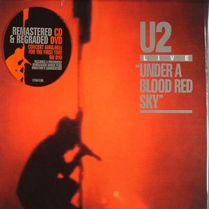 U2 - U2 Live: Under A Blood Red Sky (remastered)