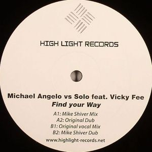 ANGELO, Michael vs SOLO feat VICKY FEE - Find Your Way