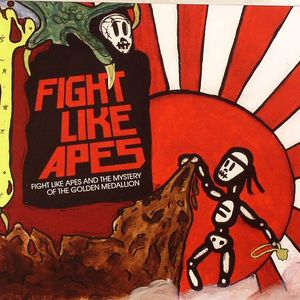 FIGHT LIKE APES - Fight Like Apes & The Mystery Of The Golden Medallion