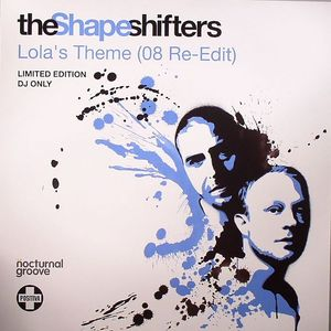 SHAPESHIFTERS, The - Lola's Theme (08 Re Edit)