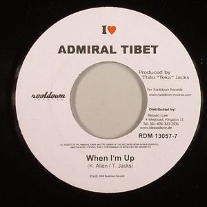 ADMIRAL TIBET/KAYLA BLISS - When I'm Up (I Love Riddim)
