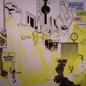 MANDY vs BOOKA SHADE feat LAURIE ANDERSON - O Superman (remixes) Vinyl 1