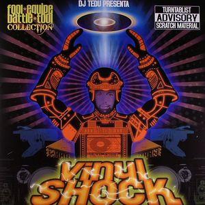 DJ TEDU - Vinyl Shock