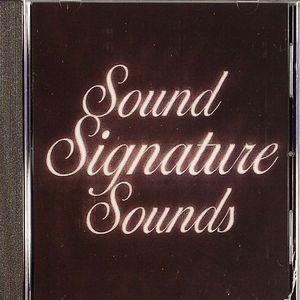 PARRISH, Theo - Sound Signature Sounds