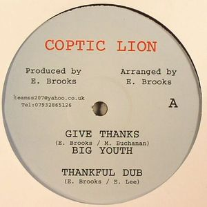 BIG YOUTH/MIKE BROOKS - Give Thanks