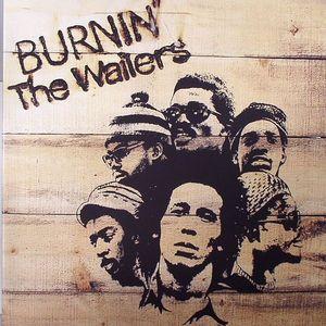 MARLEY, Bob & THE WAILERS - Burnin'