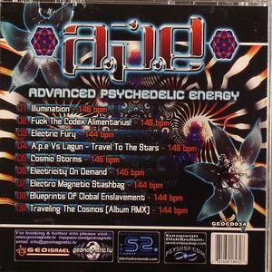 APE - Advanced Psychedelic Energy