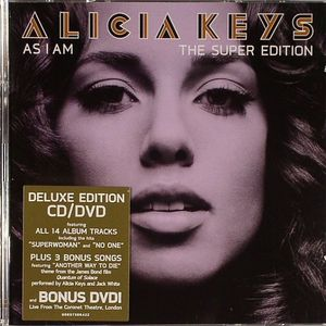 KEYS, Alicia - As I Am: The Super Edition