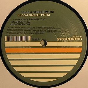 HUGO/DANIELE PAPINI - Nice To Meet You EP