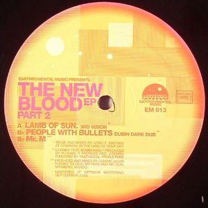 MATHIEU, Arno E/G FAMILY feat NOMBONGO/LUDOVIC ALLEN - The New Blood EP Part 2