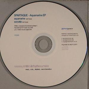 SPARTAQUE - Aquamarine EP