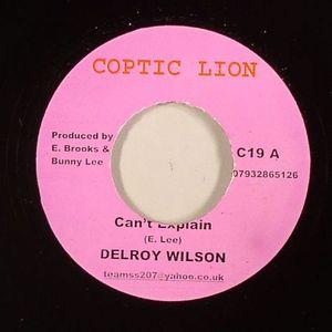 WILSON, Delroy - Can't Explain (High Flyer Riddim)