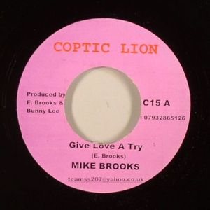 BROOKS, Mike/I ROY - Give Love A Try (High Flyer Riddim)