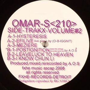 OMAR S - Sidetrakx Volume #2
