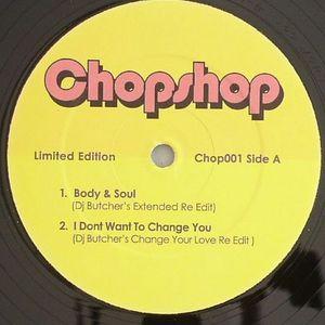 DJ BUTCHER - Chopshop Vol 1