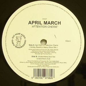 APRIL MARCH - Attention Cherie