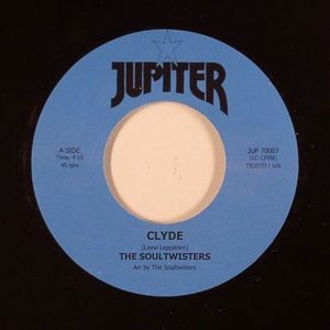 SOULTWISTERS, The - Clyde (repress)