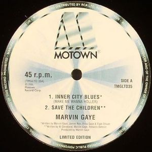 GAYE, Marvin - Inner City Blues (Make Me Wanna Holler)