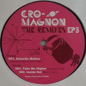 CRO MAGNON - The Remixes EP 3