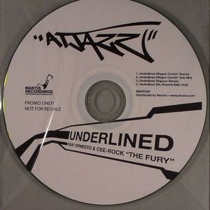 ATJAZZ Feat ERNESTO/CEE ROCK - Underlined