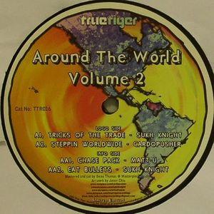 KNIGHT, Sukh/CARDOPUSHER/MATT U - Around The World Vol 2