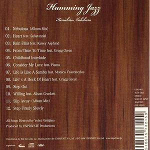 NISHIHARA, Kenichiro - Humming Jazz