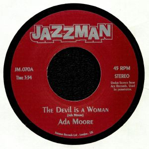 MOORE, Ada - The Devil Is A Woman