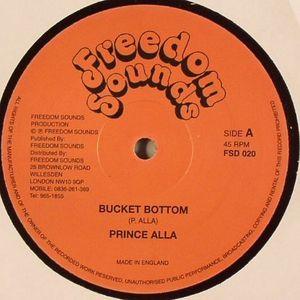 PRINCE ALLA/FULL WOOD - Bucket Bottom