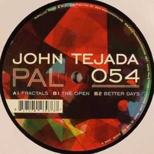 TEJADA, John - Fractals (US warehouse find)