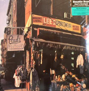 BEASTIE BOYS - Paul's Boutique: 20th Anniversary Edition (remastered)