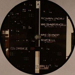 LINDAU, Roman/MIKE DEHNERT/RYDELL - Colombage EP