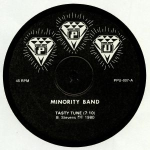 MINORITY BAND - Journey To The Shore (reissue)