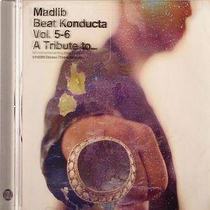 MADLIB - Beat Konducta Vol 5-6