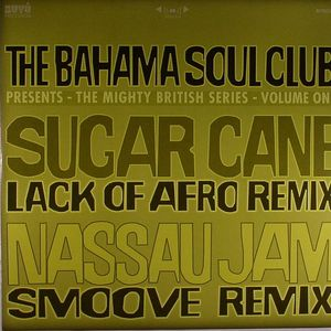 BAHAMA SOUL CLUB, The - The Mighty British Series Volume One