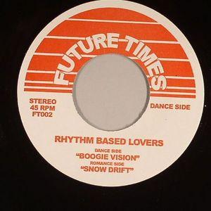 RHYTHM BASED LOVERS - Boogie Vision