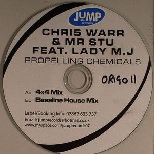 WARR, Chris/MR STU feat LADY MJ - Propelling Chemicals