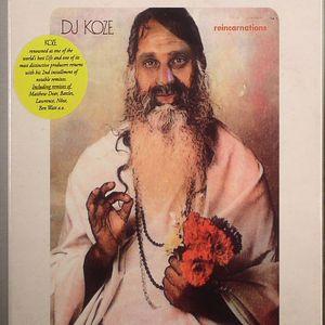 DJ KOZE/VARIOUS - Reincarnations: The Remix Chapter 2001-2009