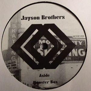 JAYSON BROTHERS - Monster Box