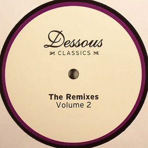 DISCOWBOYS, The/PHONIQUE/TRACKS & THE CITY - Dessous Classics: The Remixes Volume 2