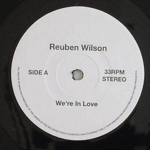 WILSON, Reuben/HEATH BROTHERS - We're In Love