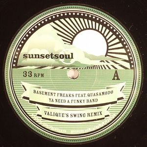BASEMENT FREAKS feat QUASAMODO - Ya Need A Funky Band